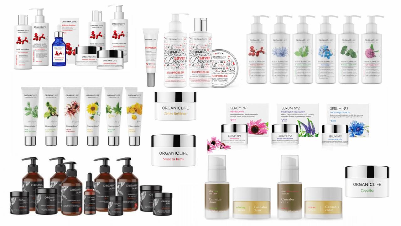 Kosmetyki Organic Life
